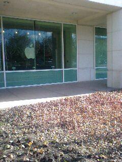 アップル本社のストア