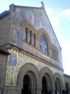 スタンフォードの教会