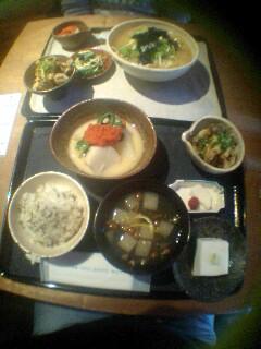 鎌倉野菜ランチ