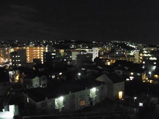 cx4で夜景