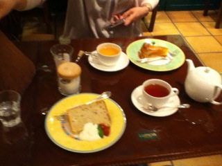 ルピシアでお茶
